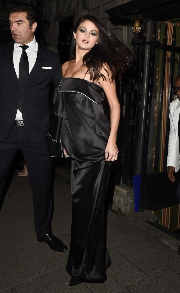 Selena Gomez le 24 septembre 2015