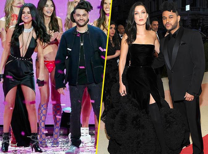 Selena Gomez VS Bella Hadid : laquelle va le mieux avec The Weeknd ?