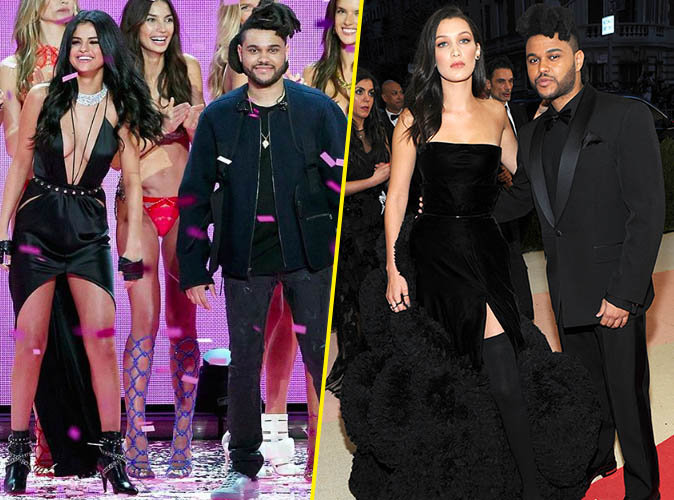Photos : Selena Gomez VS Bella Hadid : laquelle va le mieux avec The Weeknd ?
