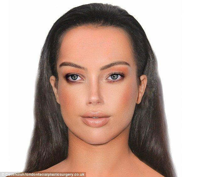 La femme la plus belle et parfaite du monde selon la science