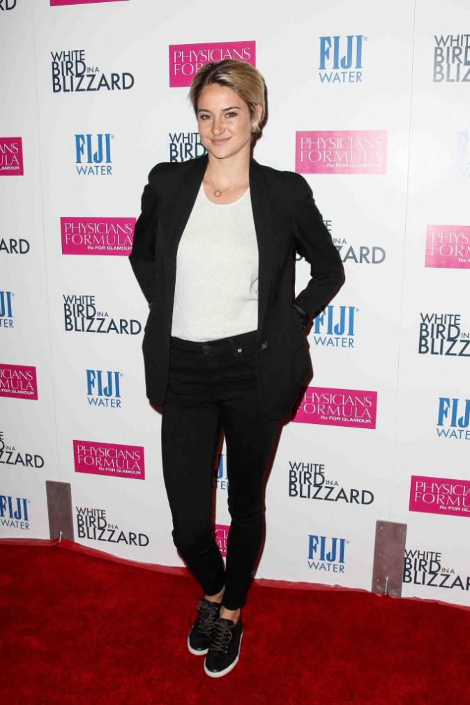 Shailene Woodley : elle revient sur les scènes hot de son nouveau film !
