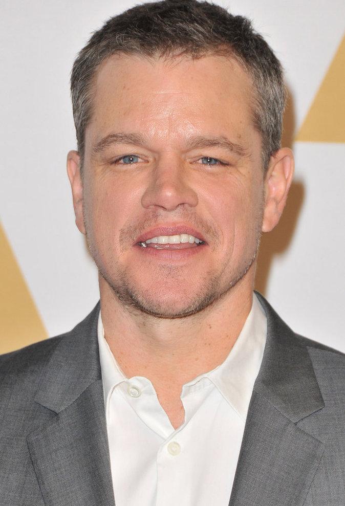 Matt Damon – QI de 160