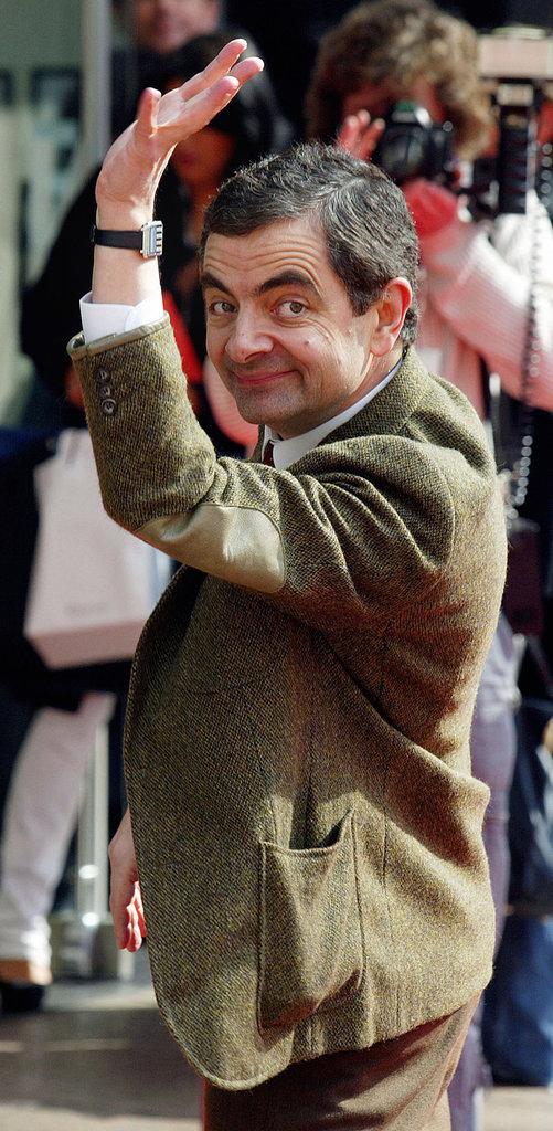 Rowan Atkinson – QI de 173