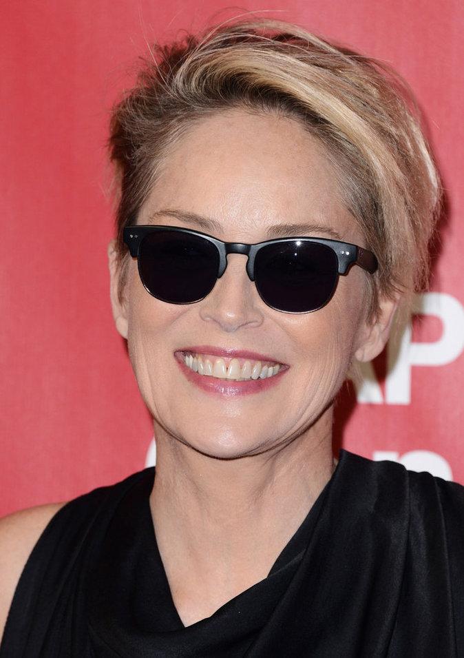 Sharon Stone - QI de 154