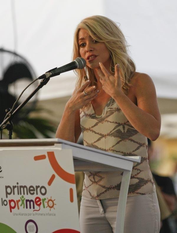 Shakira mobilisée pour une cause qui lui tient à coeur !