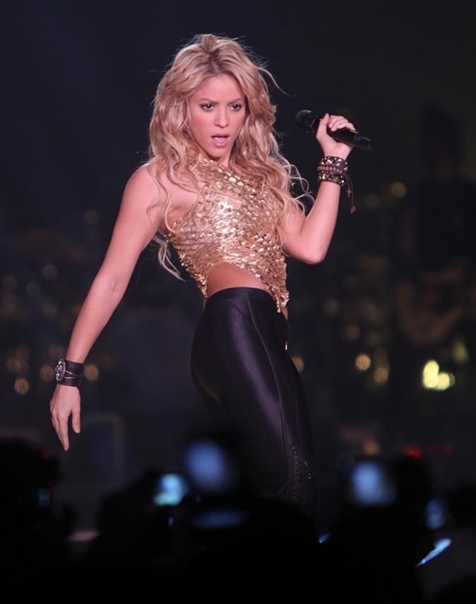 Le déhanché légendaire de Shakira !