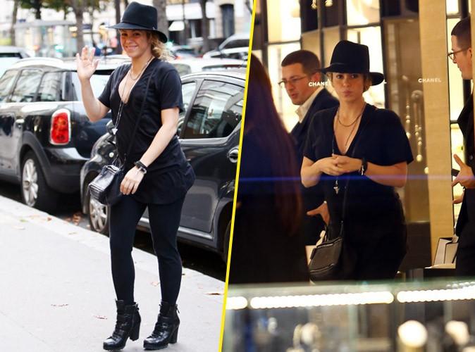 Shakira : la reine du shopping parisien, c'est elle !