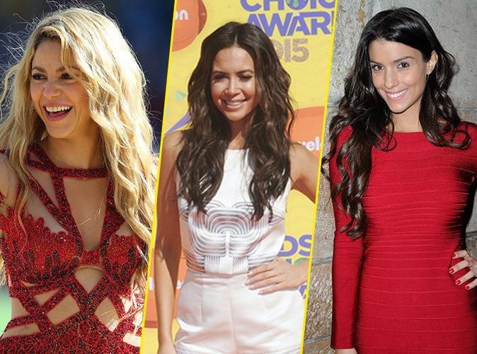 Photos : Shakira, Mandy Capristo, Ludivine Sagna : découvrez les WAGs les plus sexy de l'euro 2016