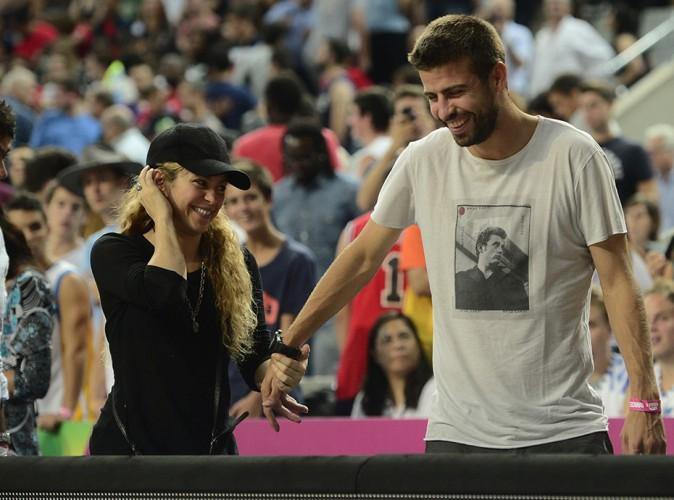 Shakira : plus �panouie que jamais aux c�t�s de Gerard Piqu� !