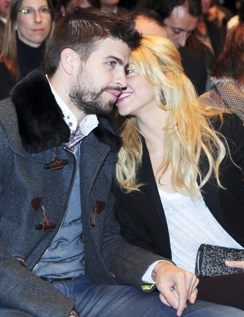 Gerard Piqué et Shakira, amoureux comme jamais !