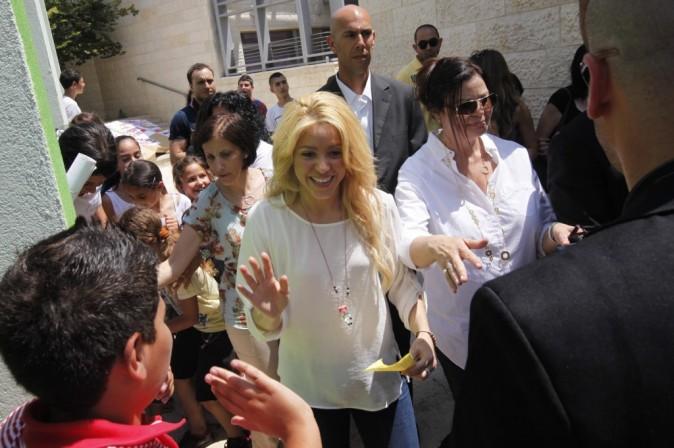 Il est déjà temps de partir pour Shakira !