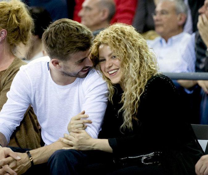 Shakira : son �mouvante d�claration d'amour � Gerard Piqu�