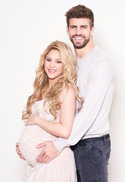Photos : Shakira : une maman toujours radieuse, retour sur une grossesse rayonnante !