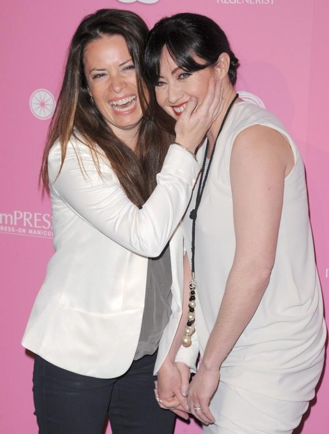 Les deux actrices ont interprété des soeurs pendant plusieurs années