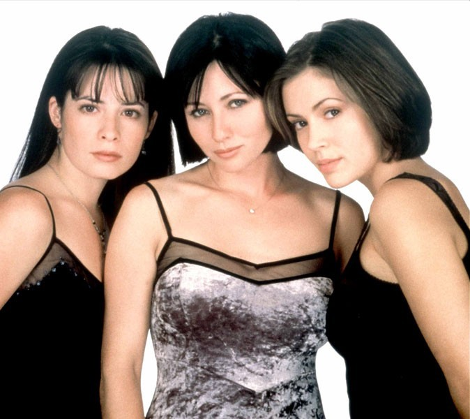 Photos : Holly Marie Combs, Shannen Doherty et Alyssa Milano dans Charmed