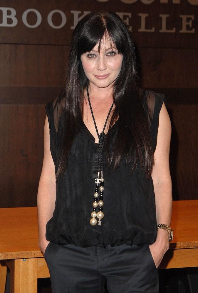 Photos : Shannen Doherty en 2010