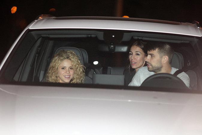 Photos : Sharkira et Gerard Piqué : Malgré la polémique, les deux amoureux prennent du bon temps