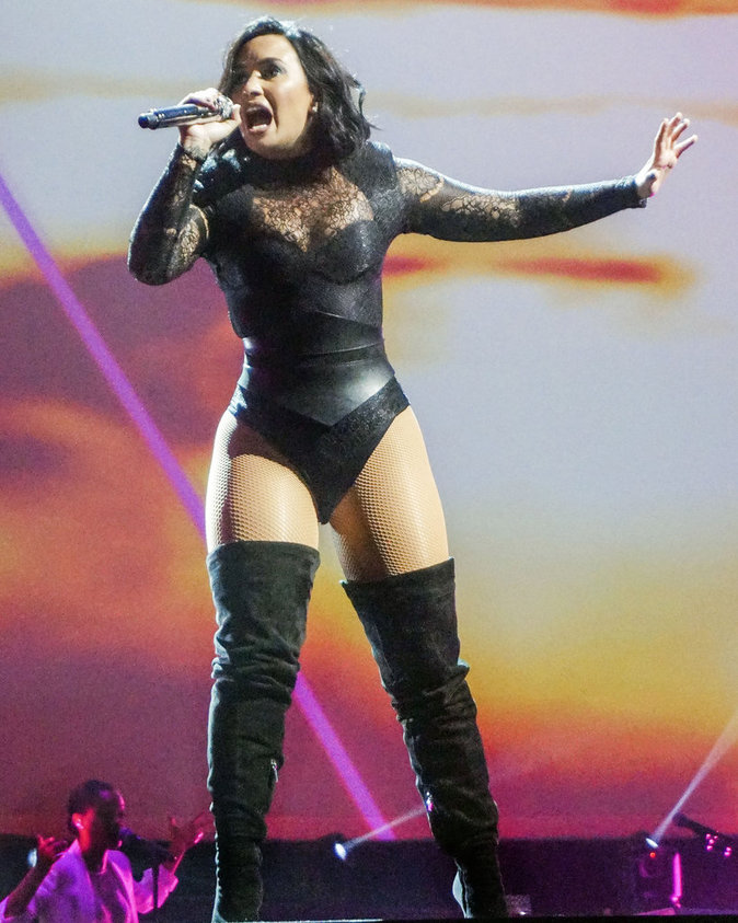 Demi Lovato en 2016
