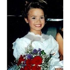 Demi Lovato, Mini Miss en 2002