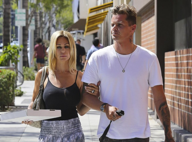 Photos : Shauna Sand gonflée à bloc au bras de son toy boy !