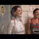 Sheryfa Luna sexy dans le Fort Boyard du 14 juillet 2012 !