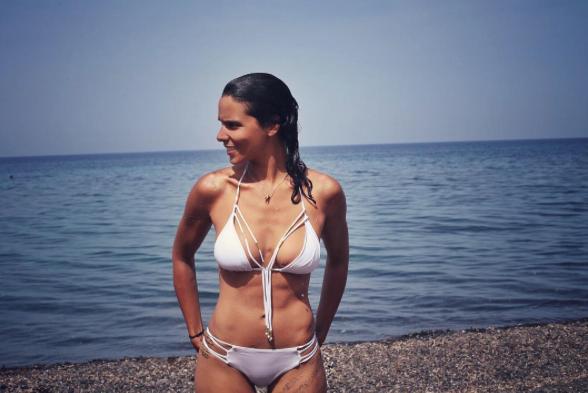 Photos : Shy'm : c'est quoi ce bikini body de folie ?