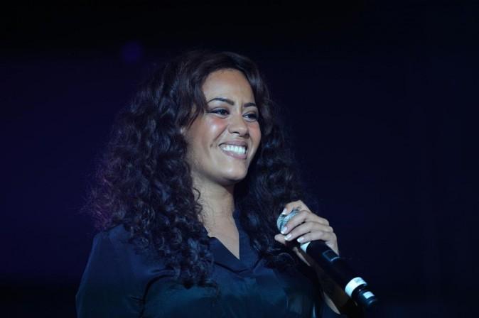 Amel Bent à Lyon pour le NRJ Music Tour le 20 avril 2013