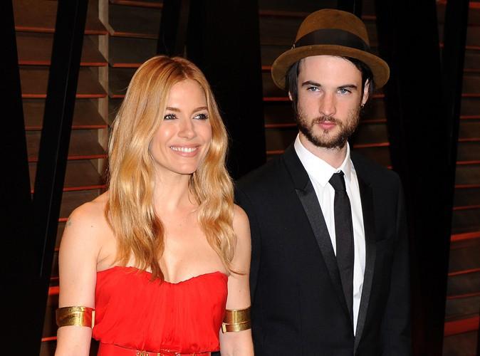 Sienna Miller et Tom Sturridge à Los Angeles le 2 mars 2014