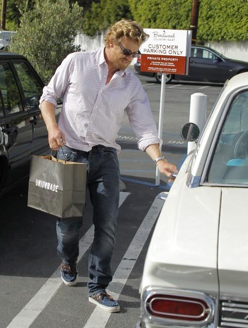 Simon Baker le 13 juin 2013 à Los Angeles