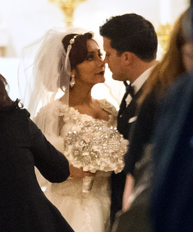 Photos : Snooki : un mariage de princesse !