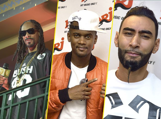 Photos : Snoop Dogg, Black M, La Fouine… Ils font le show à la NRJ Pool Party !