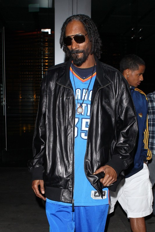 Papy Snoop ?