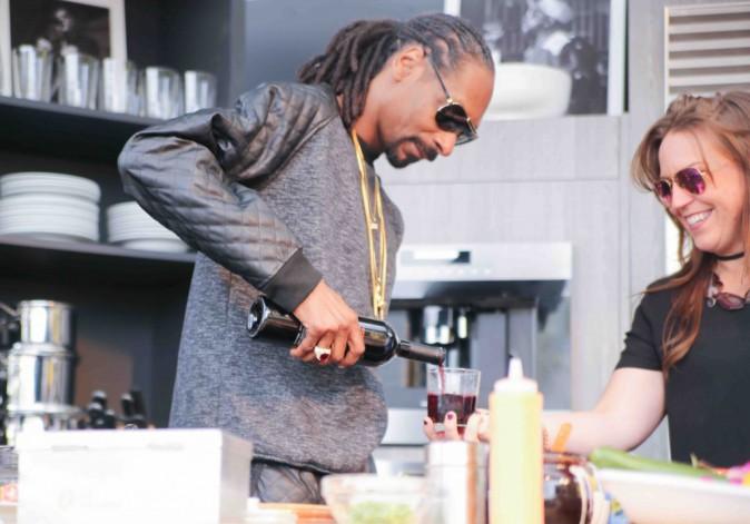 Snoop Dogg se met à la cuisine japonaise !