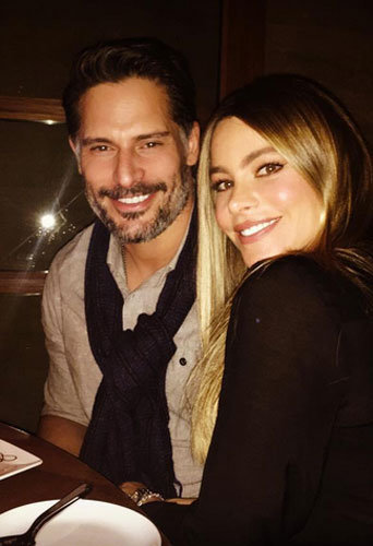 Photos : Sofia Vergara émouvante pour l'anniversaire de son âme sœur, Joe Manganiello