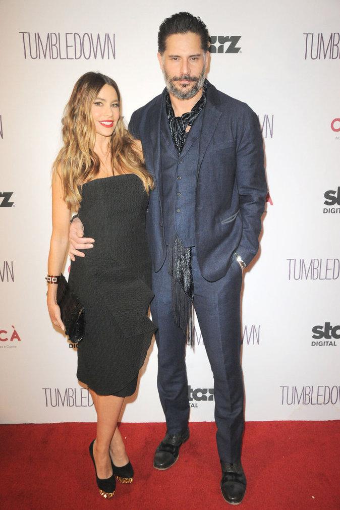 Photos : Sofia Vergara et Joe Manganiello roucoulent à la première de Tumbledown