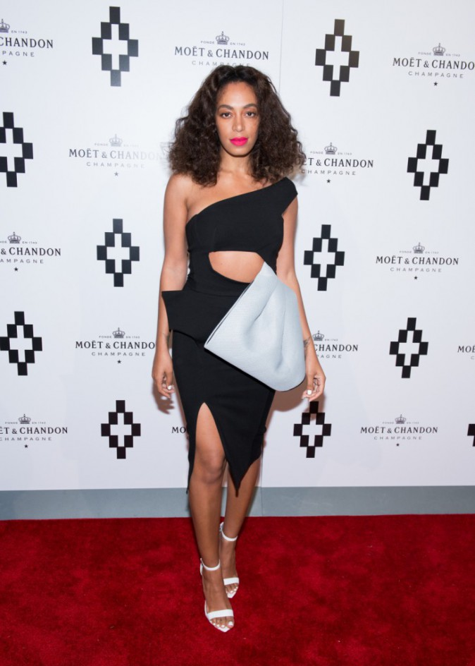 Solange Knowles le 3 juin 2015