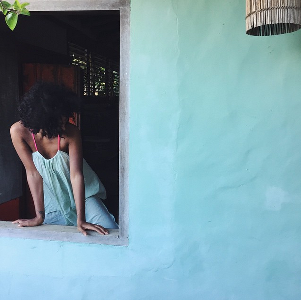 Photos : Solange Knowles et Alan Ferguson : une lune de miel exotique !