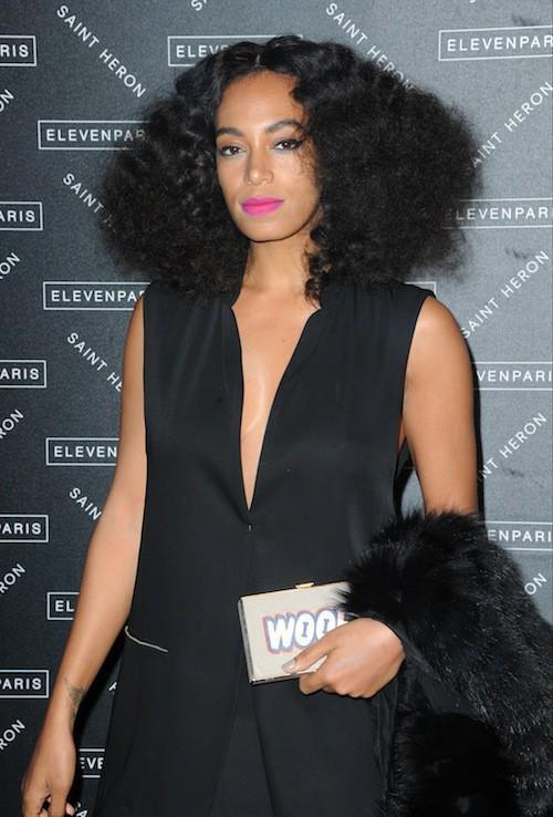 Photos : Solange Knowles et Kelly Rowland : deux bombes pour Eleven Paris !