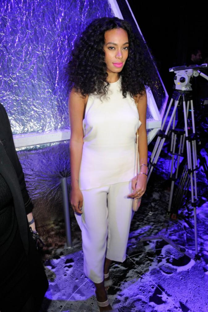 Solange Knowles le 4 mars 2015
