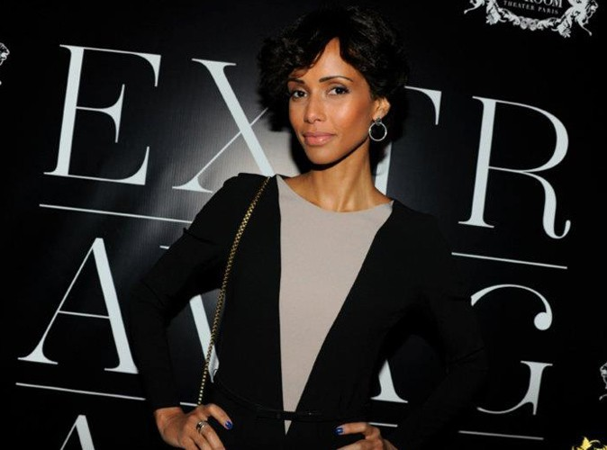 Sonia Rolland lors de la Ciroc Party au VIP Room Theater, le 6 mars 2012.