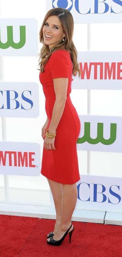 Sophia Bush à la Television Critics Association Summer Party le 29 juillet 2012