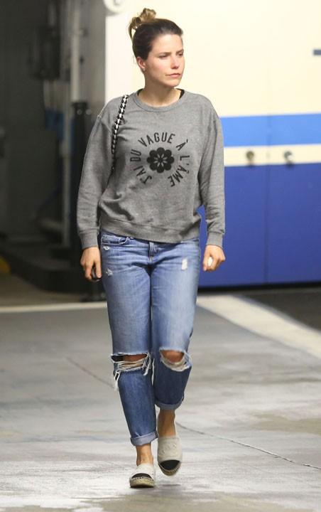 Sophia Bush à Beverly Hills le 18 mai 2015
