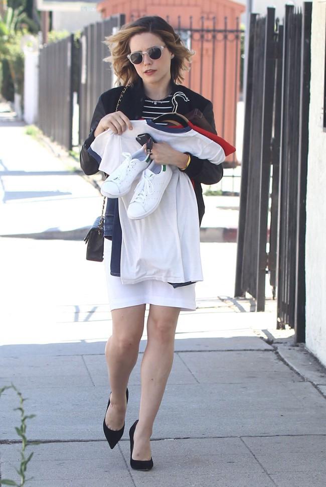 Sophia Bush à Los Angeles le 26 juillet 2015