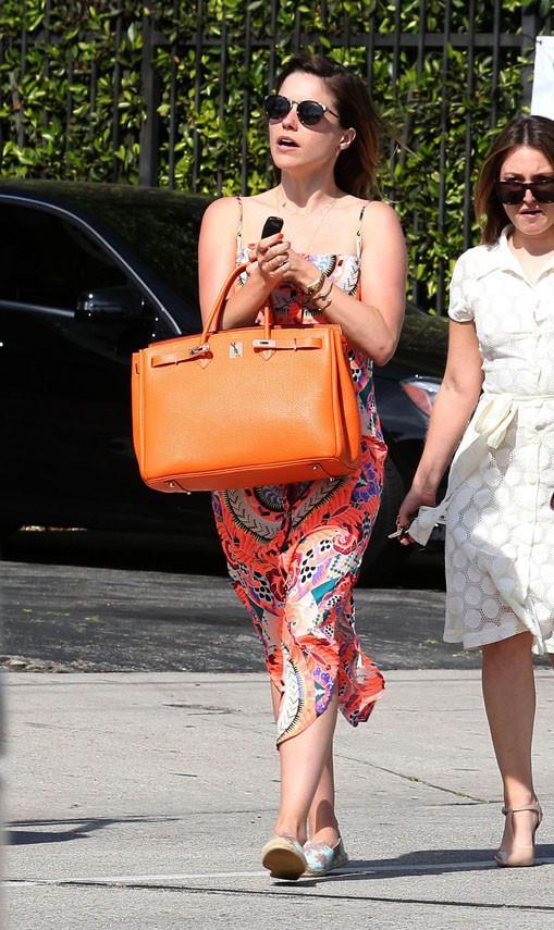 Sophia Bush à West Hollywood le 21 avril 2014