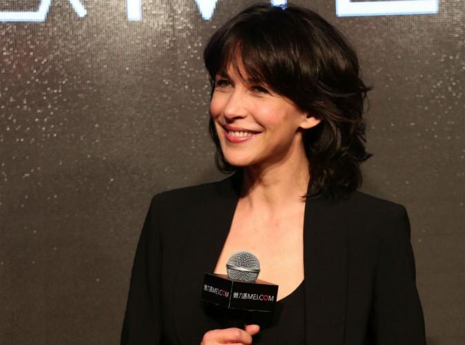 Sophie Marceau  la jurée du Festival de Cannes rayonne en Chine !