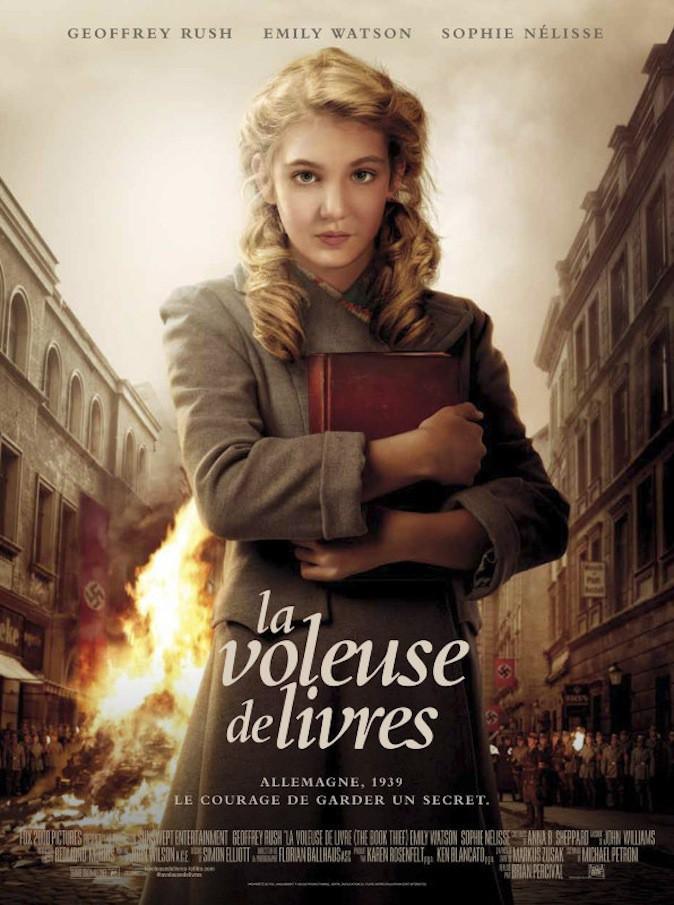 Sophie Nélisse, future coqueluche d'Hollywood grâce à La voleuse de livres ?