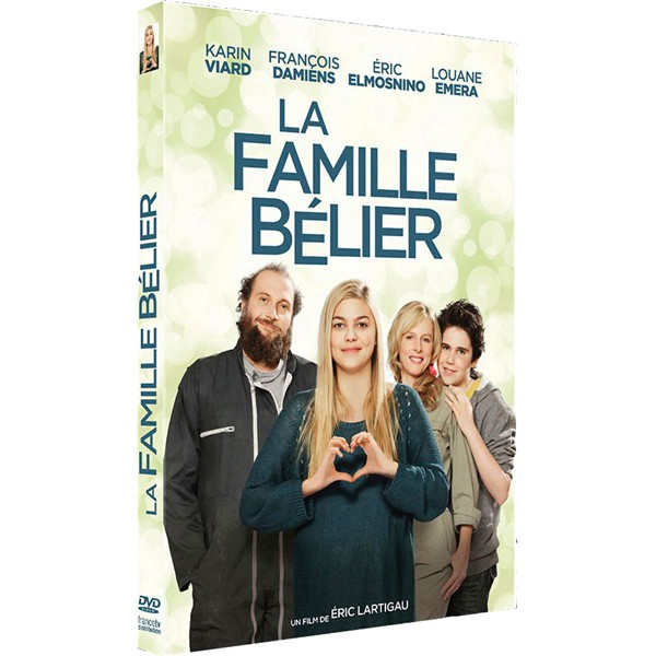 La famille Bélier en DVD
