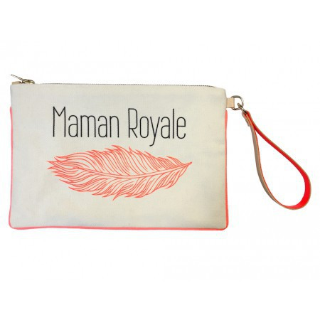 "Pochettes ""Maman Royale"" by French King"