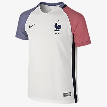 Le maillot de l'équipe de France - Nike