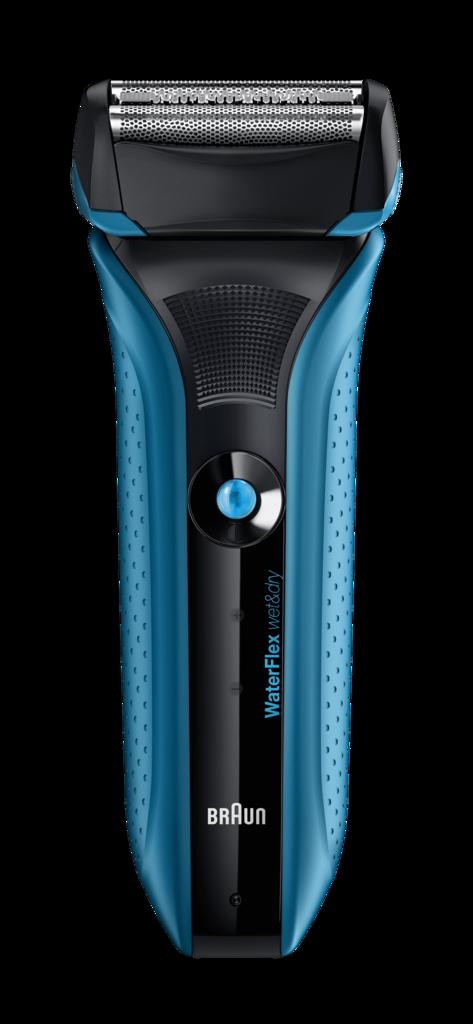 Un rasoir pratique, étanche et design - Braun